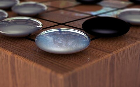 Võimalike erinevate go-laual nähtavate kombinatsiooni arv ulatub 10E171-ni.