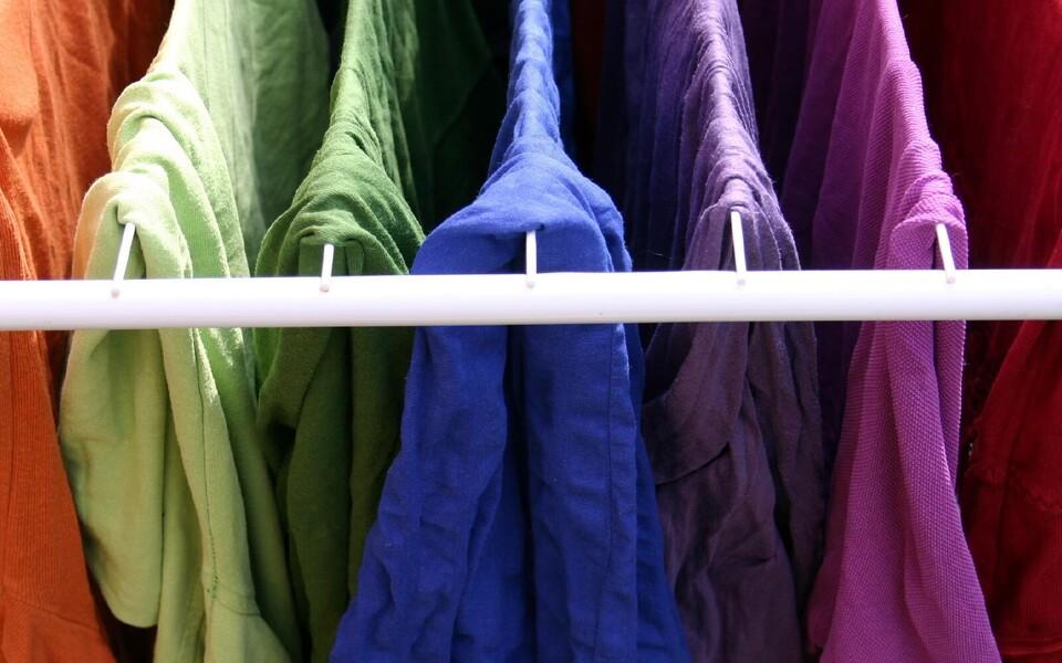 Alati, kui riideid peseme eraldub mustus. Kuid eralduvad ka väiksed kiutükid.