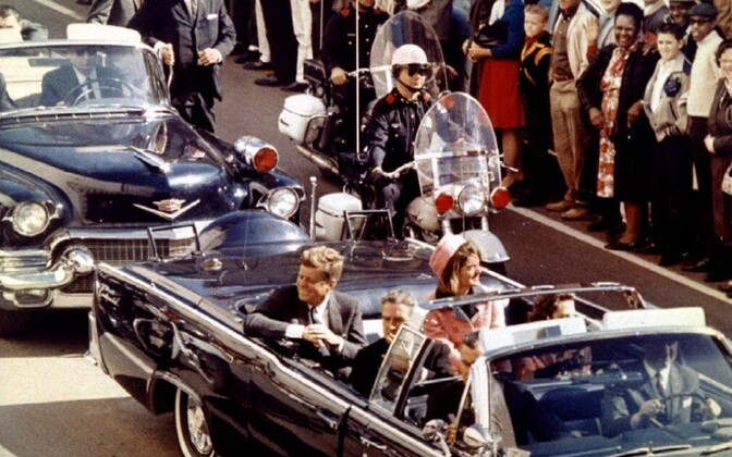 Kennedy visiit Dallases 1963. aasta 22. novembril
