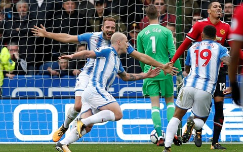Huddersfield - Manchester United