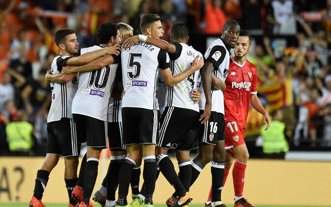 Valencia jalgpallimeeskond