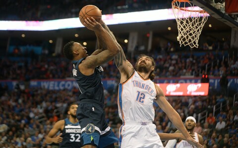 Oklahoma City  Thunder - Minnesota Timberwolves