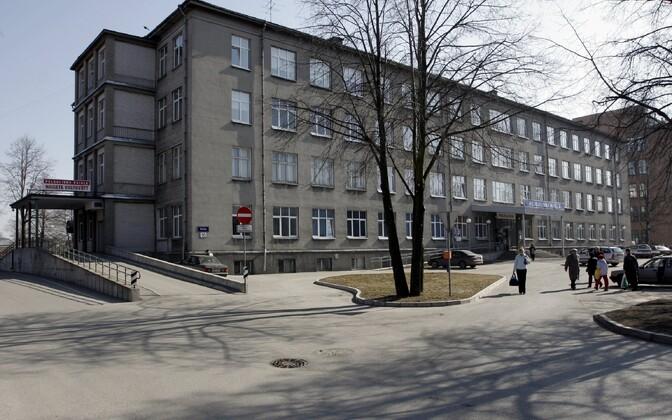 Pelgulinna haigla hoone on müügis.