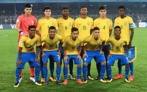 Brasiilia U-17 jalgpallikoondis