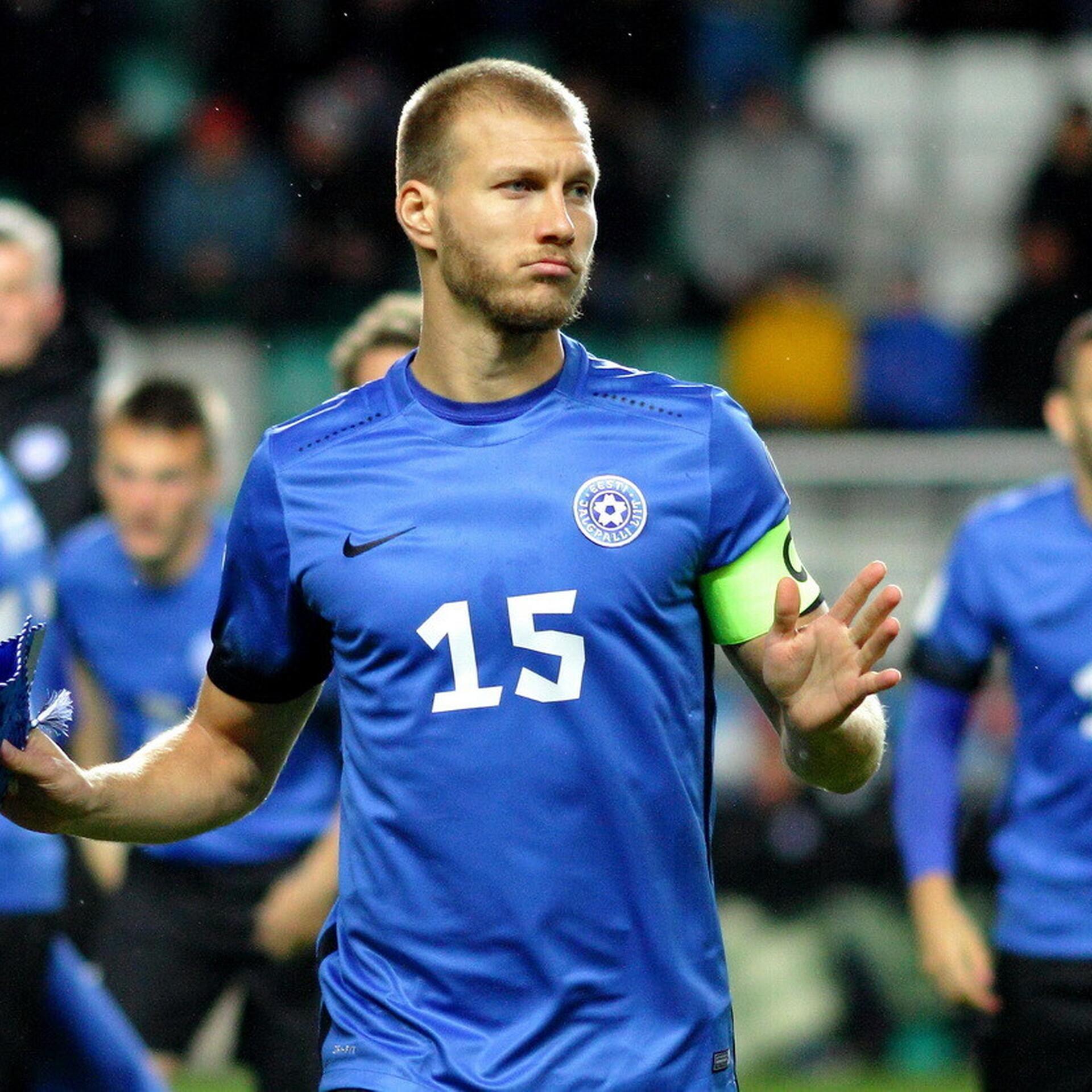ccea0ed7063 Vigastatud Ragnar Klavan koondist EM-valikmängudes ei aita | Jalgpall | ERR