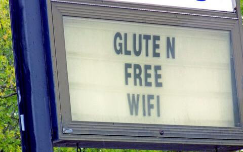 Gluteenivaba WiFit kellelegi?