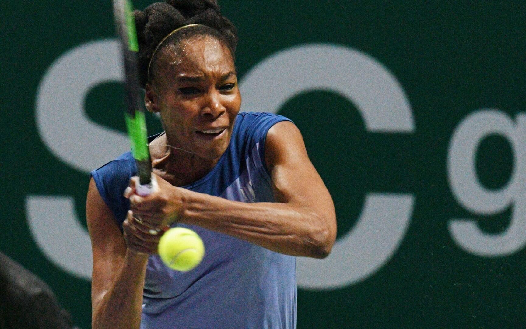 Williams ja Ostapenko pidasid WTA sarja finaalturniiril maha maratonmatši 3ae63f673af94