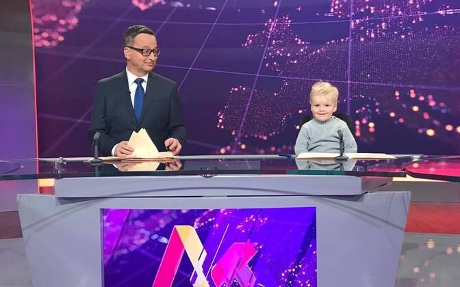 Jevgeni Ossinovski poeg AK stuudios