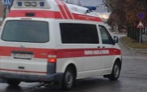 Пострадавшая была доставлена в Нарвскую больницу.