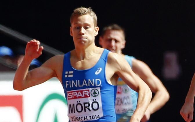 Oskari Mörö