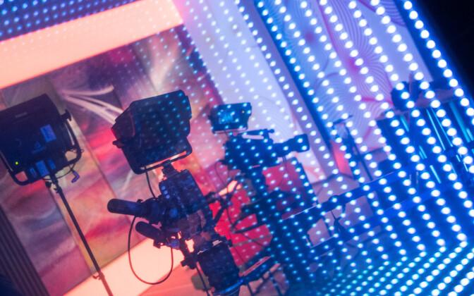 Eesti Televisiooni stuudio