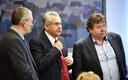 Первое заседание Нарвского горсобрания после выборов.