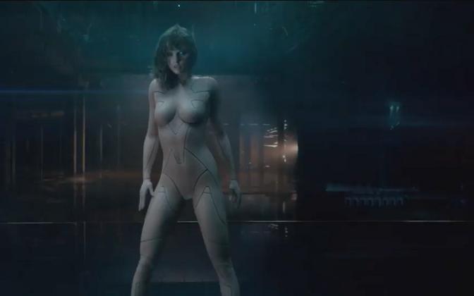 Kaader Taylor Swift muusikavideost