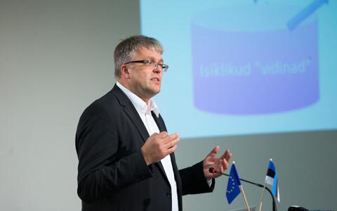 Tartu ülikooli professor Jaak Vilo.