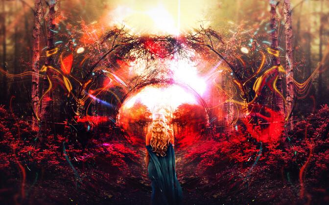 Kirkad unenäod teevad virtuaalreaalsusele silmad ette.