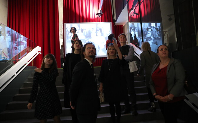Торжественное открытие Эстонского музея кино