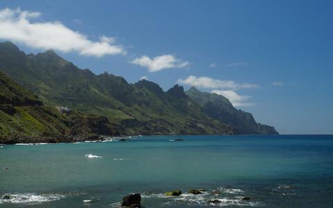 Tenerife saar.