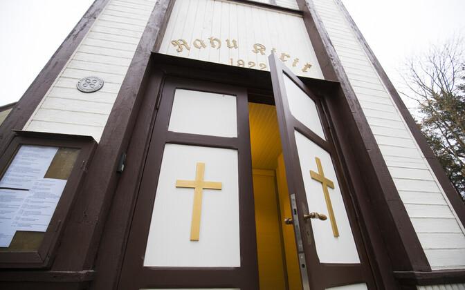 Nõmme Rahu kirik.