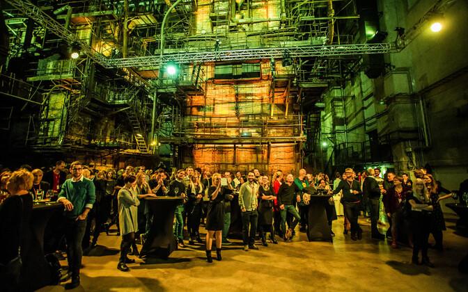 Rahvusvahelise filmitööstuse kohtumine Kultuurikatlas Industry@Tallinna ajal.
