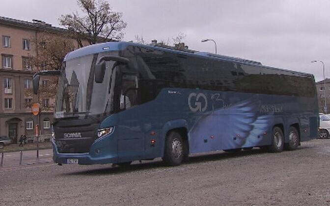 Gobus tutvustas uusi busse.