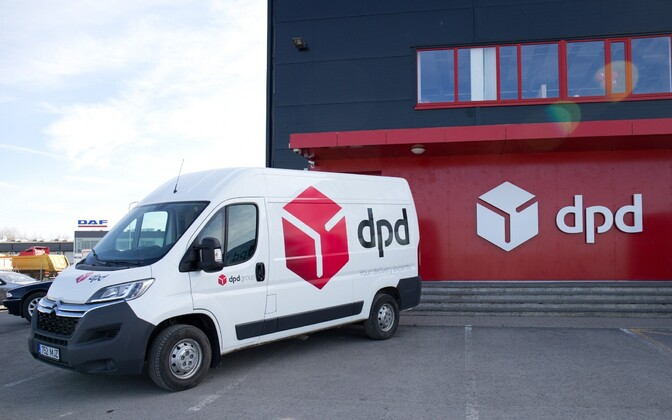 DPD is a package delivery service that also operates a network of package terminals in the Baltics.