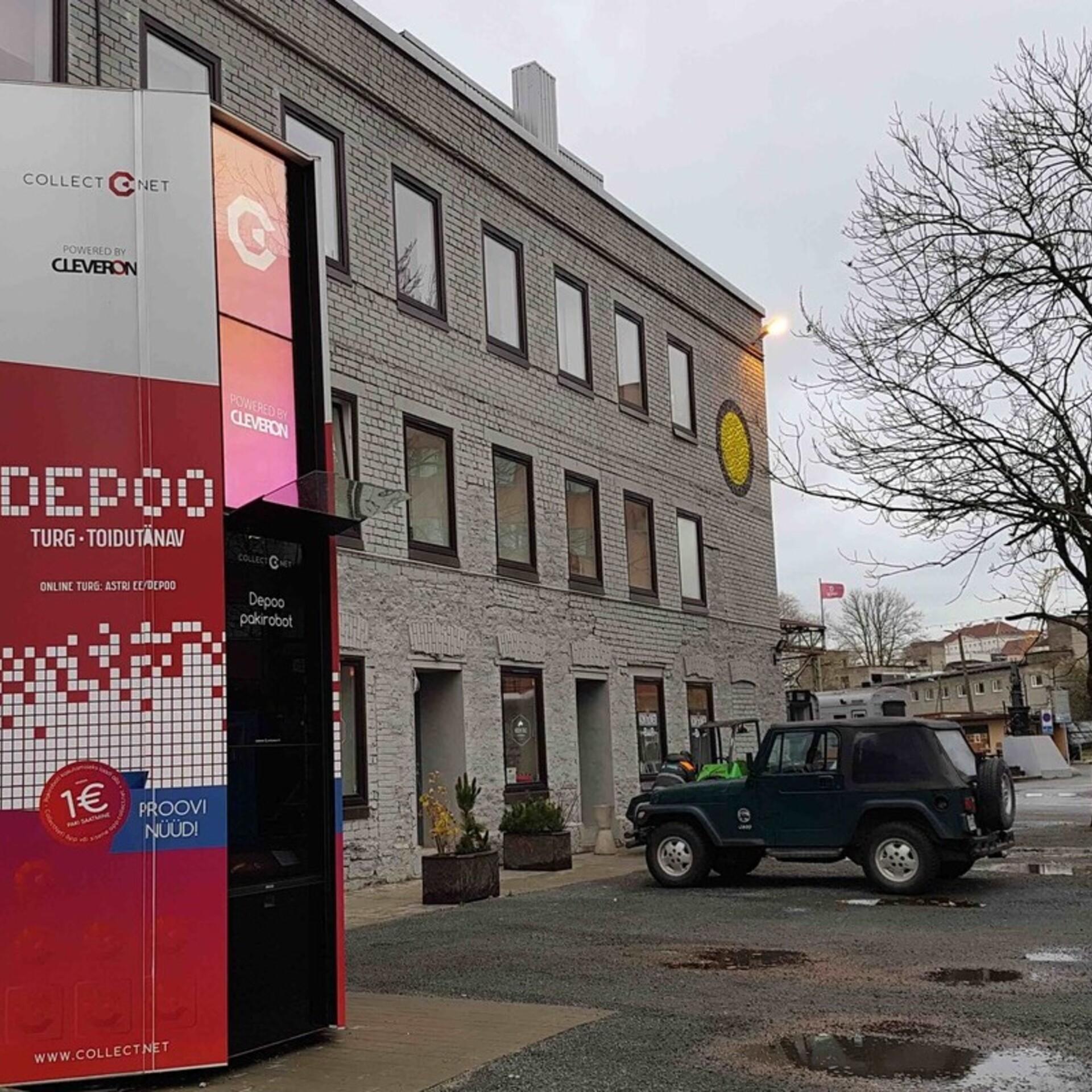 a98aade9a2f Pakirobotite tootja Cleveron plaanib Viljandisse esimest kõrghoonet |  Majandus | ERR