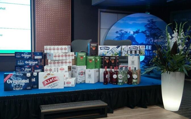 Alkoholikogus, mille üks inimene võib üle piiri tuua, ilma peaks maksuametile tõestama, et see ta isiklikuks tarbeks on.