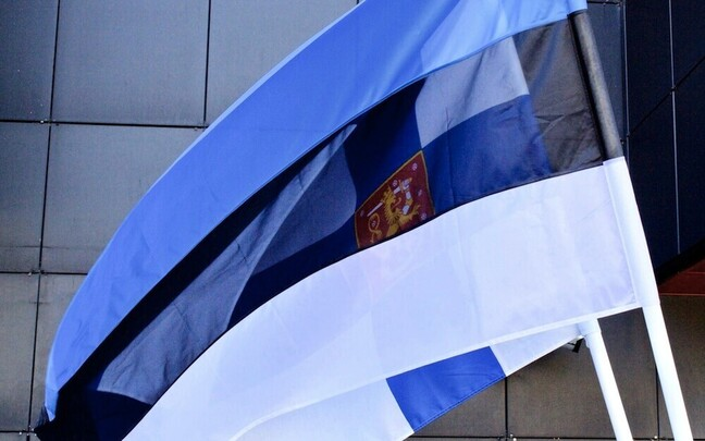 Finland its celebrating its centennial this year; next year, Estonia will be celebrating its own.