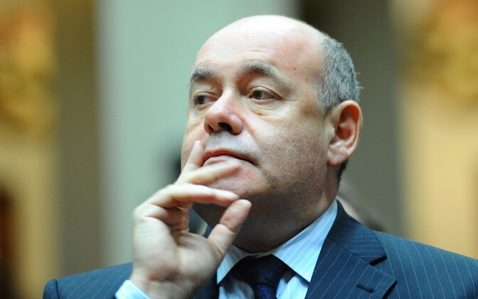 Russia's Special Presidential Envoy for International Cultural Cooperation Mikhail Shvydkoy.
