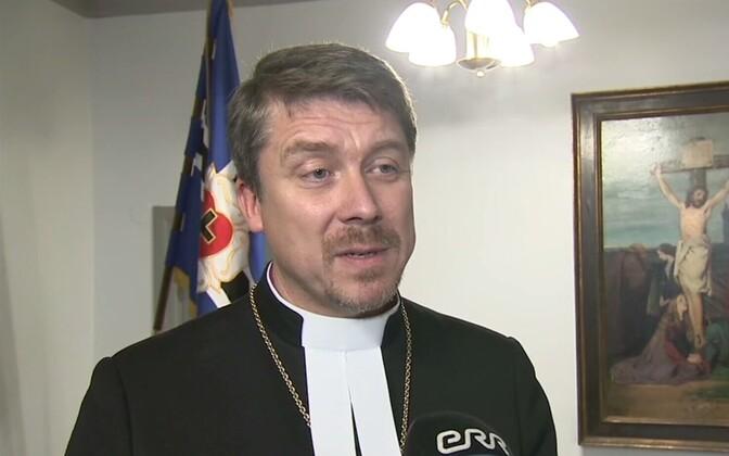 EELK peapiiskop Urmas Viilma.