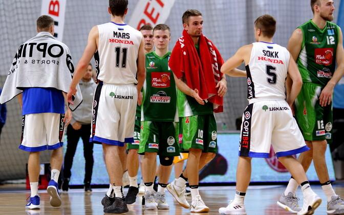 BC Kalev/Cramo - Valga-Valka / Maks & Moorits