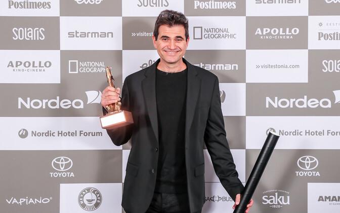 Eitan Anner, kes võitis eelmisel aastal grand prix´ filmi