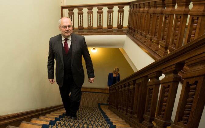 Auditor General Alar Karis.