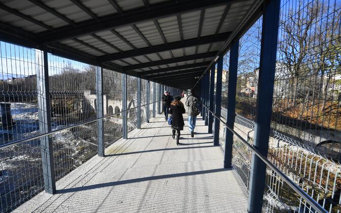 Открытие пограничного пункта