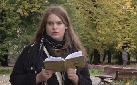 Luuletaja Joanna Ellmann