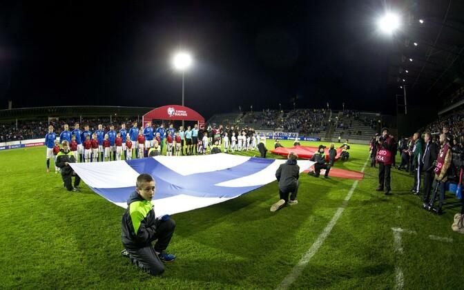 Soome jalgpallikoondis