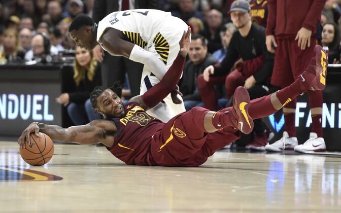 Cleveland Cavaliers sai NBA-s neljanda järjestikuse kaotuse