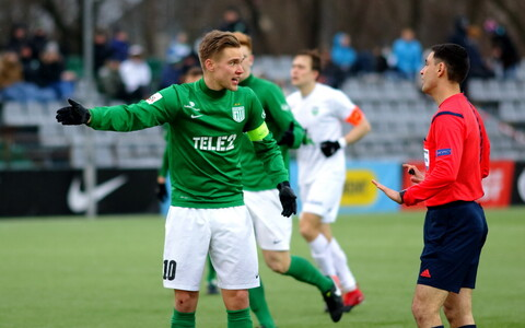 FC Flora - Tallinna Levadia / Brent Lepistu