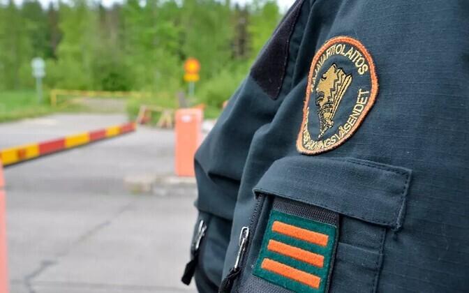 Soome piirivalve.