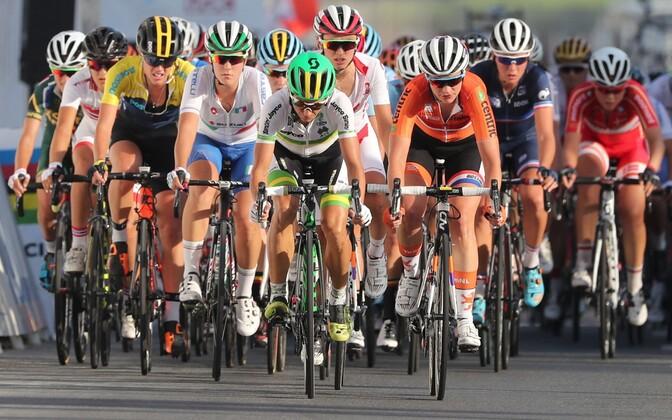 Naiste jalgrattasport