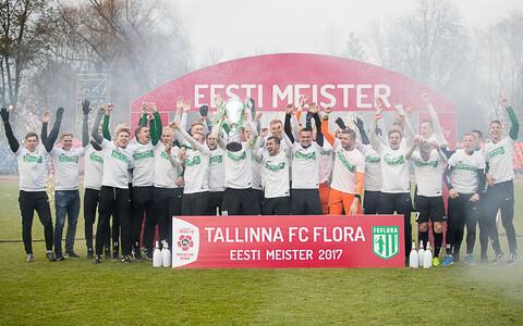 Tallinna Levadia - Tallinna Flora