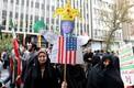 Teheranis tähistati USA saatkonna hõivamise aastapäeva.