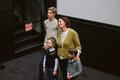 Керсти Кальюлайд посетила спецпоказ фильма