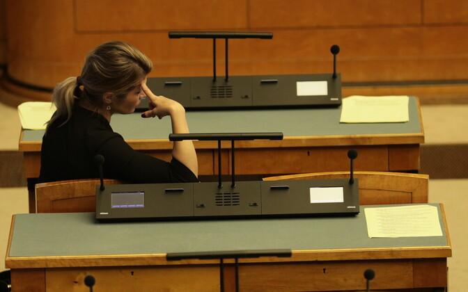 Demokraatiaarutelu riigikogus
