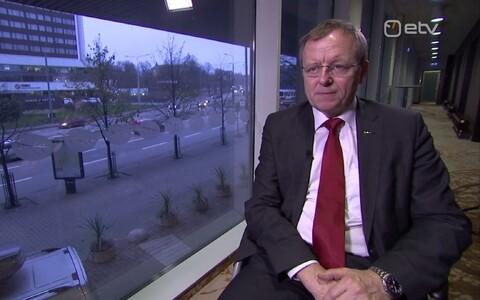 Euroopa Kosmoseagentuuri (ESA) direktor Jan Woerner