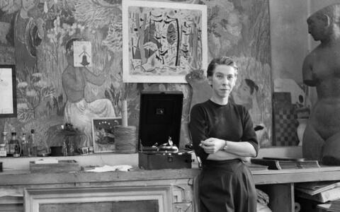 Tove Jansson 1956. aastal.