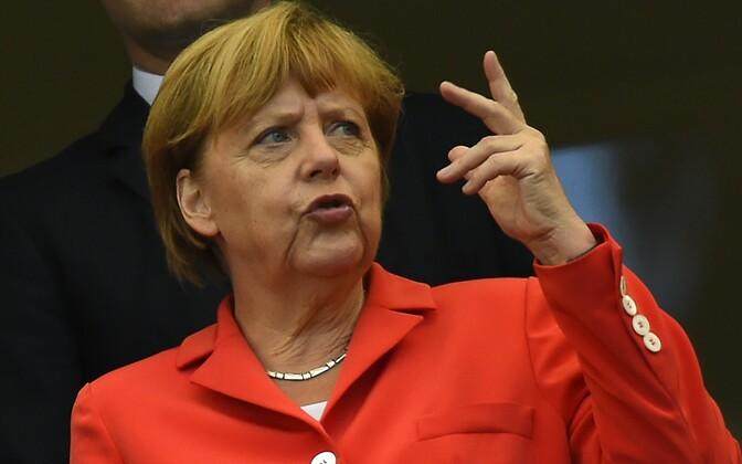 Ангела Меркель не смогла собрать коалицию.