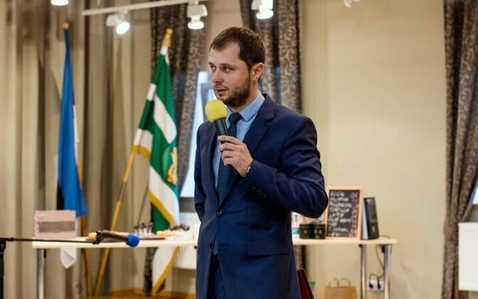 Действующий старейшина волости Йыхви Алексей Наумкин имеет хорошие шансы остаться на своем посту.