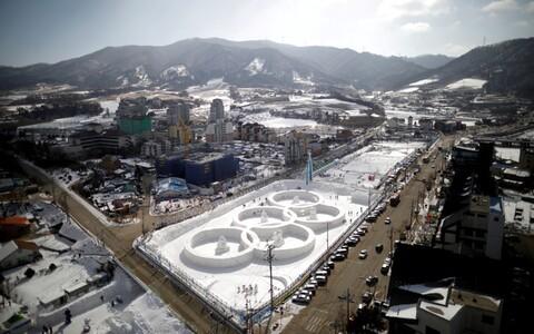 2018. aasta taliolümpiamängude korraldajalinn PyeongChang