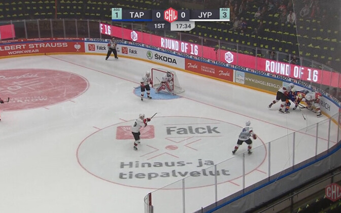 Tampere Tappara - Jyväskylä JYP